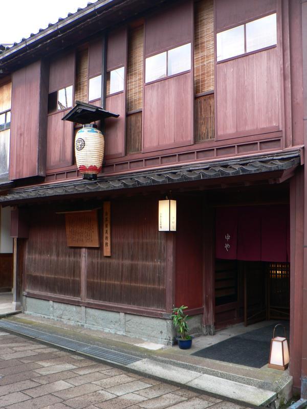 Ochaya Art Museum, Former Nakaya, Cultural Asset designated by Kanazawa City image
