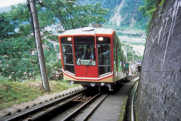 立山ケーブルカー image
