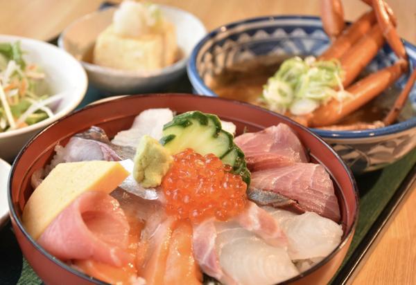 魚の駅 生地 image