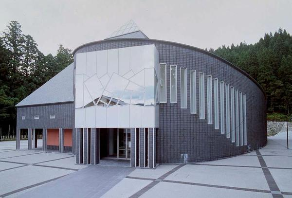 富山県 [立山博物館] 展示館 image