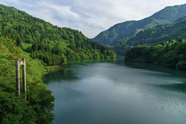 庄川峡 image