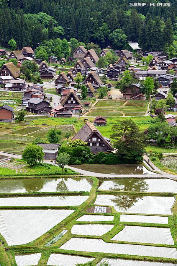Shirakawa-go Gassho-zukuri Village