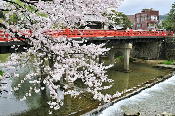 赤い中橋 image