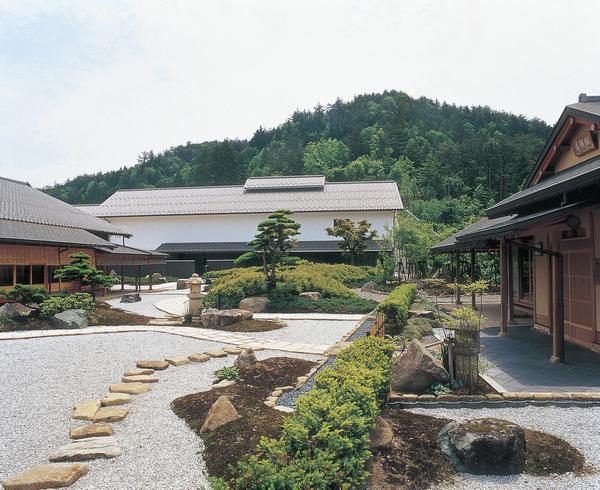 飛騨高山茶の湯の森 image