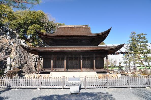 虎渓山 永保寺 image