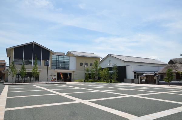 大垣市奥の細道むすびの地記念館 image