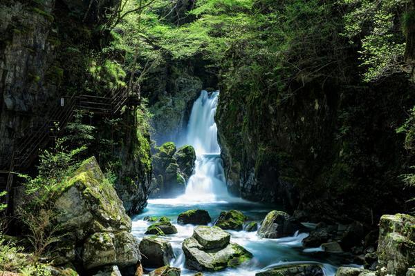 小坂の滝めぐり image