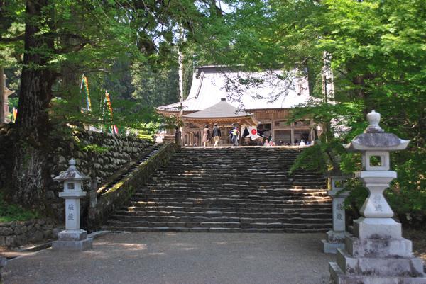 長滝白山神社 image