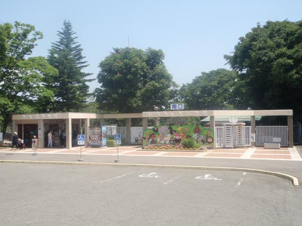 長野市茶臼山動物園 image
