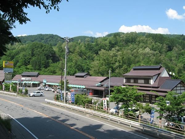 道の駅 信州新町 image
