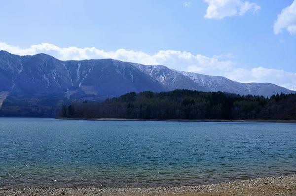 青木湖 image
