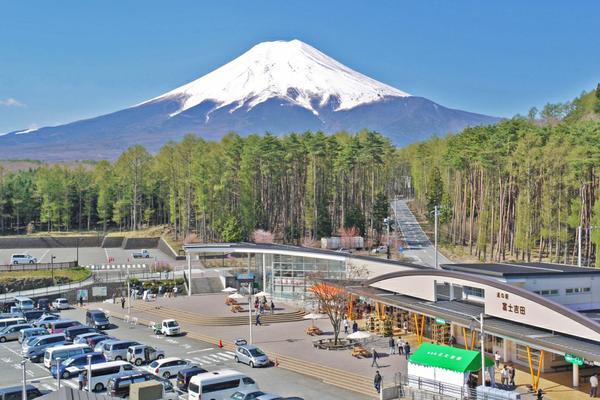 Roadside Station Fujiyoshida image1