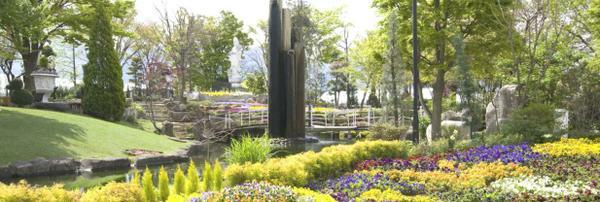 สวนสมุนไพร ทาบินิคคิ สวนคัทสึนูมะ image