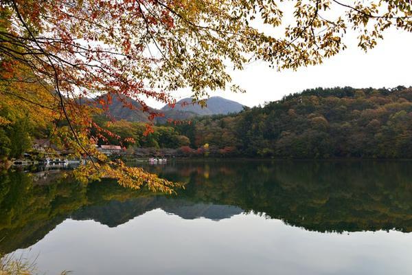四尾連湖 image