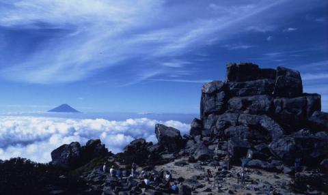金峰山 image