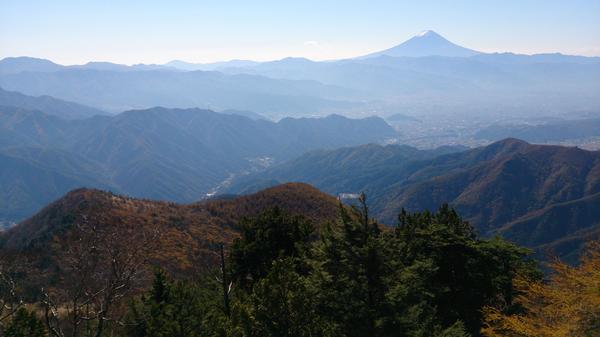 乾徳山 image