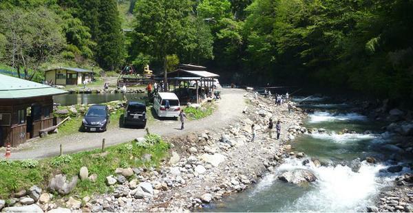 奈良子釣りセンター image