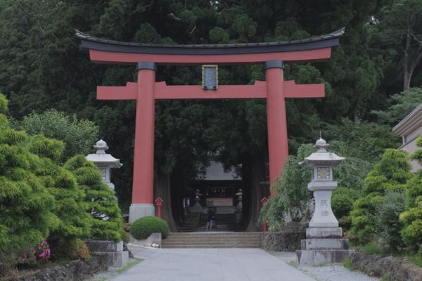 ศาลเจ้าคาวากุจิอาซามะ image