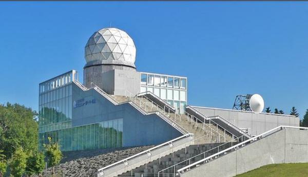 富士山レーダードーム館 image