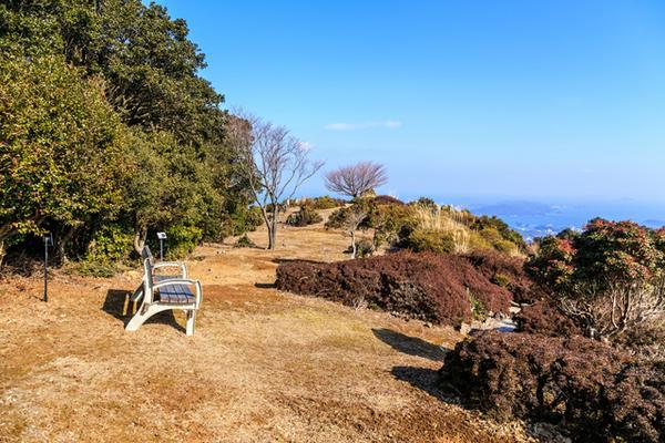 朝熊山頂展望台 image