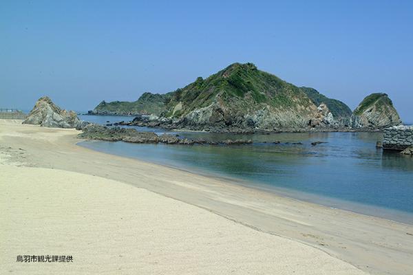 大答志白浜海水浴場 image