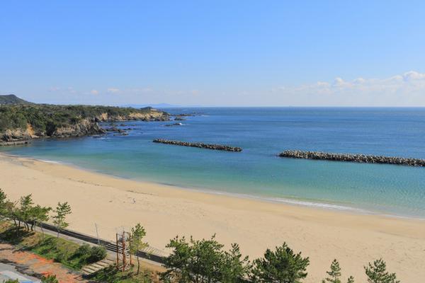 二見浦海水浴場 image