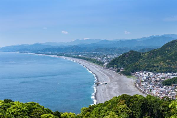 七里御浜海岸 image