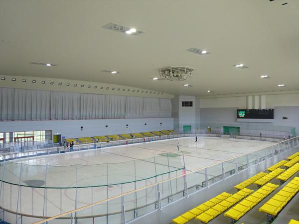 愛・地球博記念公園 アイススケート場 image