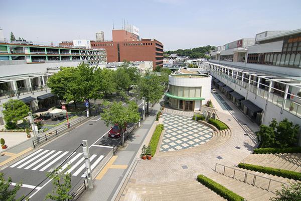 호시가오카 테라스 image