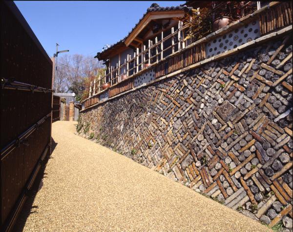 窯垣の小径 image