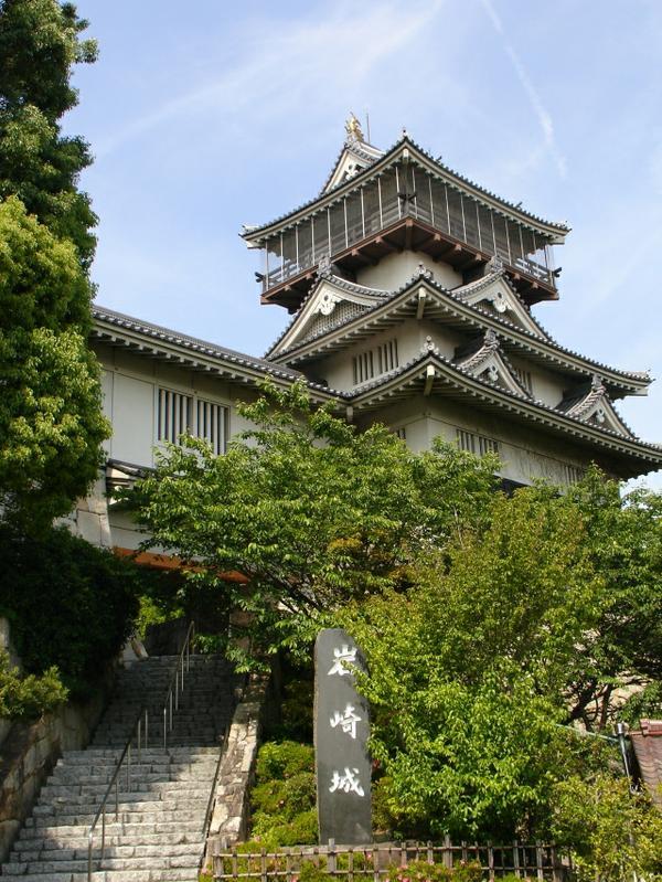 岩崎城 image