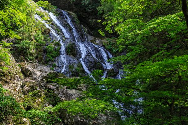 百間滝 image