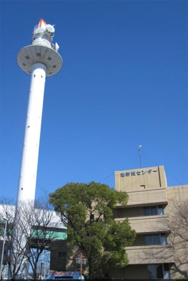 名古屋市港防災中心 image