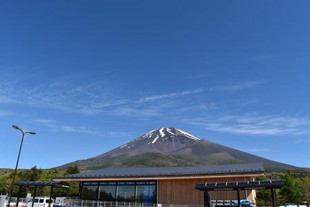水ケ塚公園 森の駅富士山 image