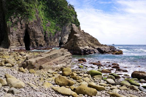 浮島海岸 image