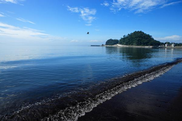 島郷海水浴場 image