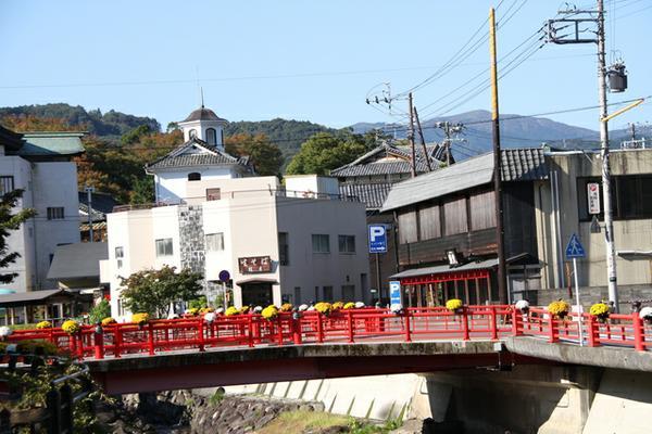 渡月橋(みそめ橋) image