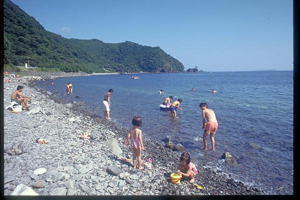 川奈海水浴場 image