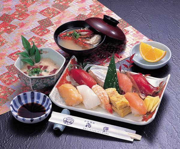 오마에자키 해산물 나부라 시장 image