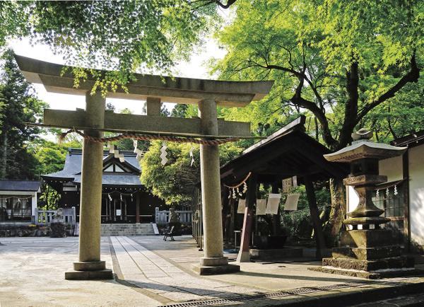 神場山神社 image