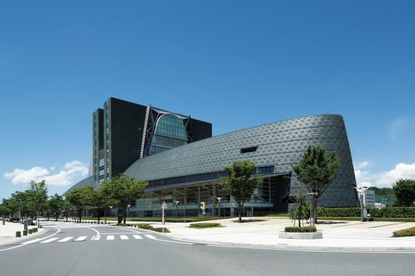 静岡県コンベンションアーツセンター グランシップ image