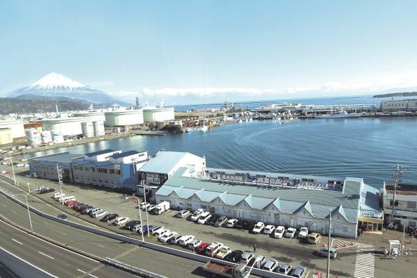 清水魚市場 河岸の市 image