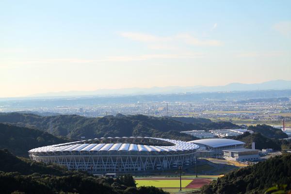 静岡県小笠山総合運動公園 エコパ(エコパスタジアム/エコパアリーナ) image