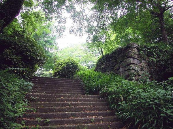 二俣城跡 image
