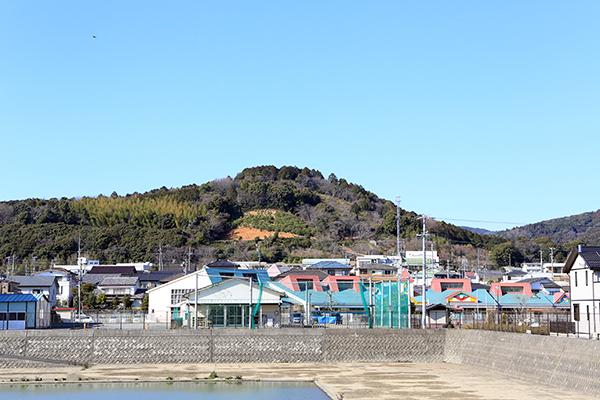 井伊谷城跡 image