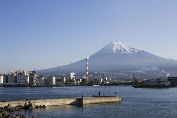田子の浦港 image