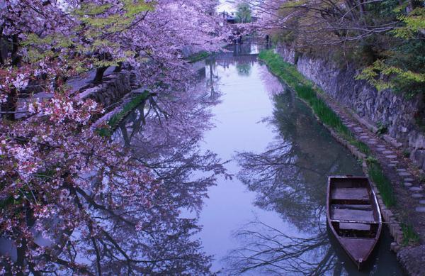 八幡堀 image
