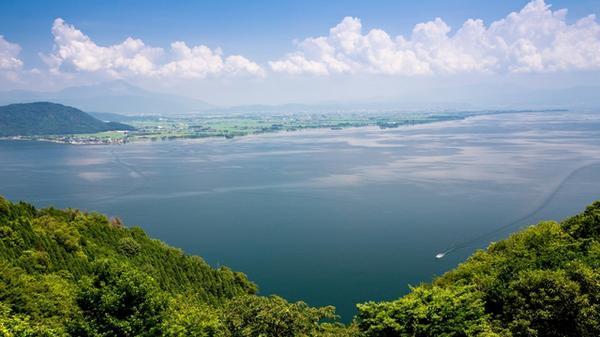 奥琵琶湖パークウェイ image