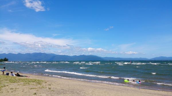 新海浜水泳場 image