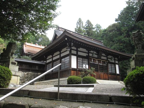 胡宮神社 image